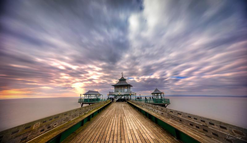 Clevedon Pier, UK