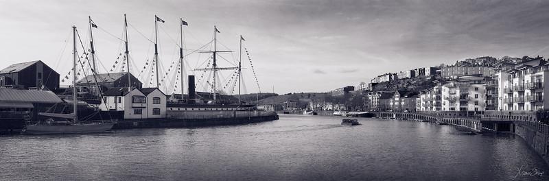 Clifton Wood Quay, Bristol, UK