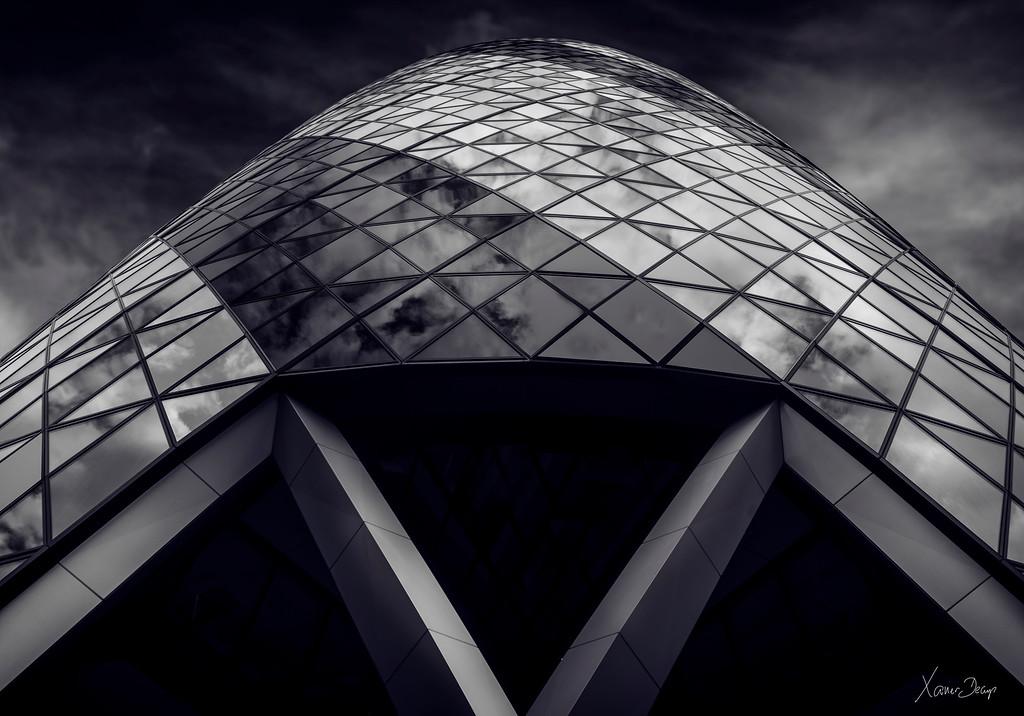 30 St Mary Axe, London