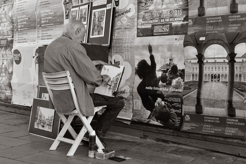 Venetian painter