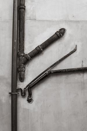 Venetian pipes