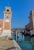 ITALY; Venice; Carnival; De Arsenal