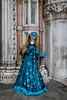 ITALY; Venice; Carinal; San Marco Square; Mask people of Carnival; Carnival