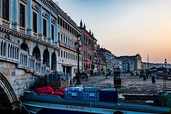 ITALY; Venice; Carnival; San Marco Square; Carinal