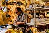 ITALY; Venice; Carnival; Mask Making Shop