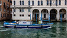 ITALY; Venice; Carnival; The Grand Canal
