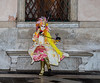 ITALY; Venice; Carnival; San Marco Square; Mask people of Carnival; Carinal