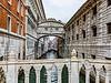 ITALY; Venice; Carnival; Bridge of Sighs