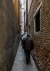 ITALY; Venice; Carnival; Sites from the back alleys of venice