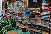 ITALY; Venice; Carnival; The Book Store
