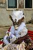 ITALY; Venice; Carnival; De Arsenal; Mask people of Carnival