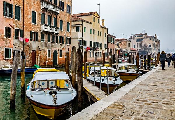 ITALY; Venice; Carnival; Hospital SS Giovanni E Paolo