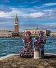 ITALY; Venice; San Giorgio Island