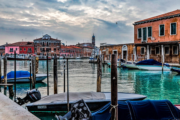 ITALY; Murano
