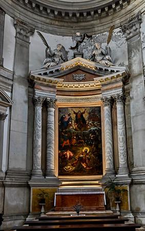 ITALY; Venice; San Giorgio Island; Church OF San Giorgio
