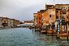 ITALY; Venice; Accademia Bridge; The Grand Canal