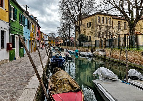 ITALY; Burano