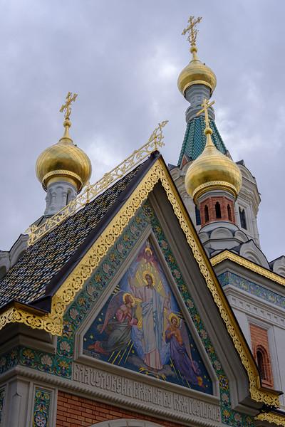 Russian-Orthodox Saint Nicolas church, Vienna