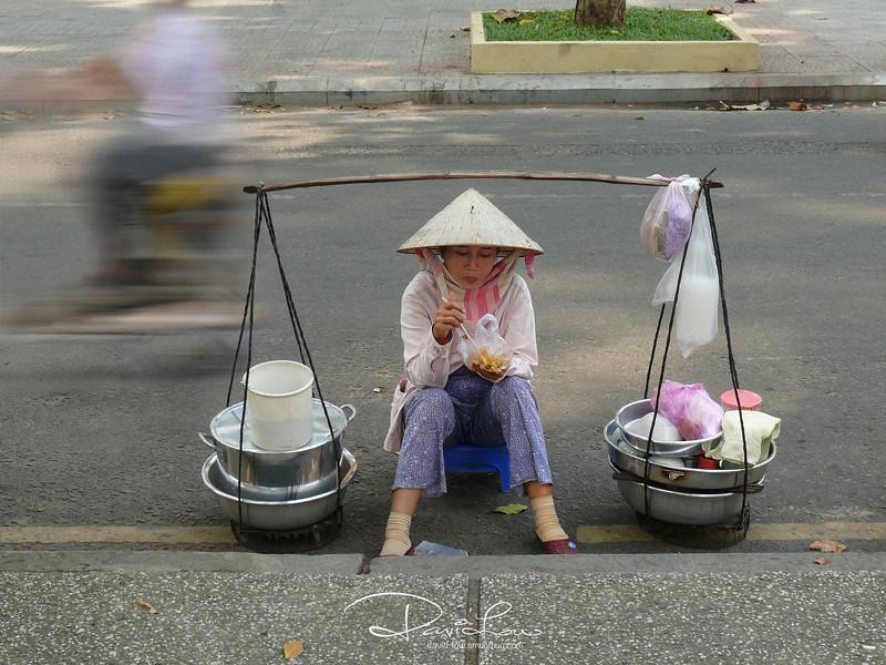 Street vendor 5