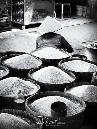 Rice hat?
