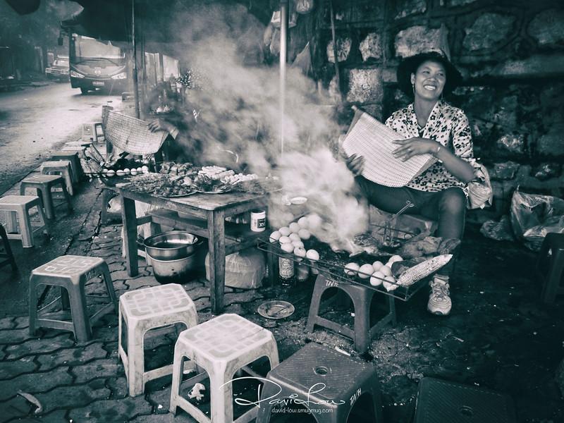 Street Vendor
