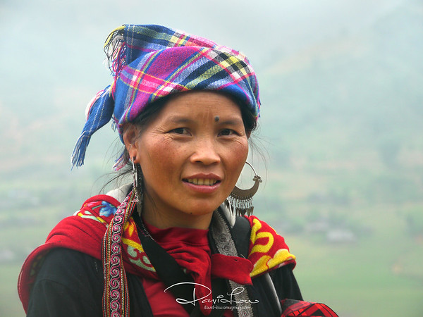 A Black Hmong tribe