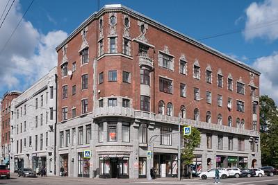 Здание Карельского общества