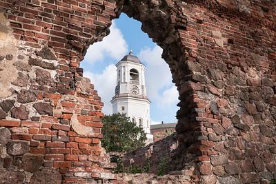 Руины старого собора
