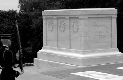 Tomb of the Unknown Soldier - Arlington National Cemetery