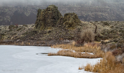 Perch Lake, Sun Lakes-Dry Falls State Park,