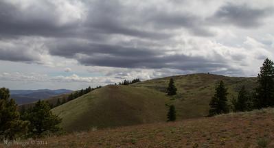 Umtanum Ridge.