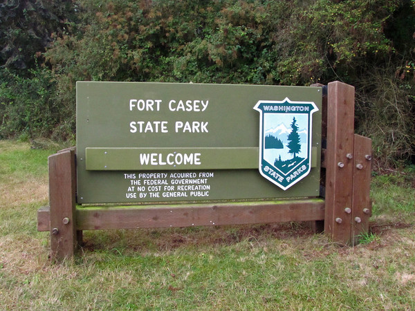 Fort Casey State Park on Whidbey Island, Washington (1)