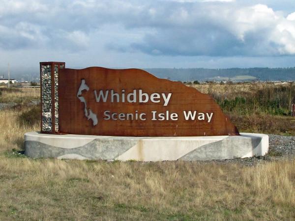 Whidbey Isle Scenic Way, Washington