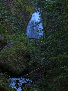 Wahkeena Falls, Columbia River Gorge, OR