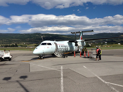 heading to Kelowna