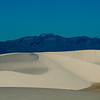White Sands Sand Dunes