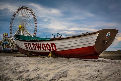 Wildwood Life Boat
