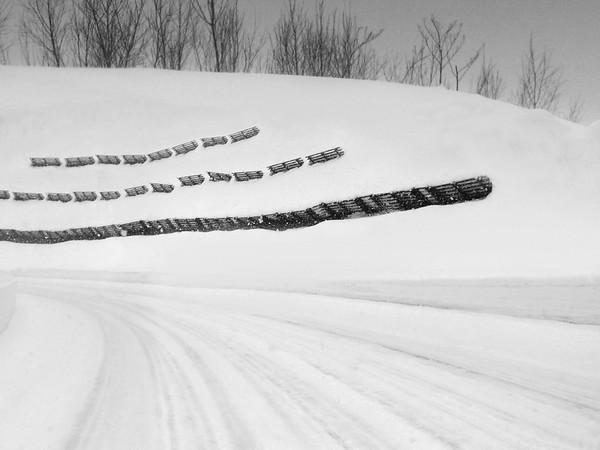 26-Snow barrier