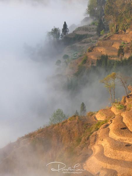 Qingkou terrace
