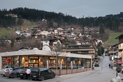 Shop in Ramsau.