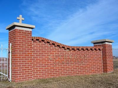 Zion LC Cemetery, Pickrell, NE gate (2)