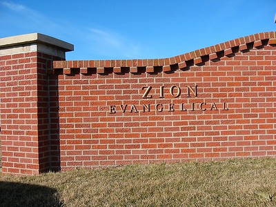 Zion LC Cemetery, Pickrell, NE gate (1)