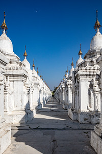 Rows of Pagoda Pages
