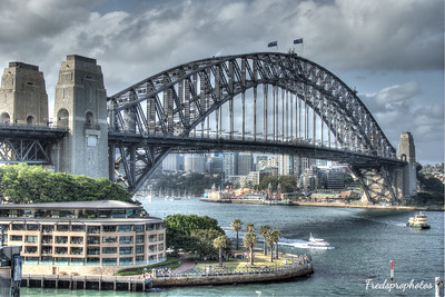 Harbor Bridge Sydney-10