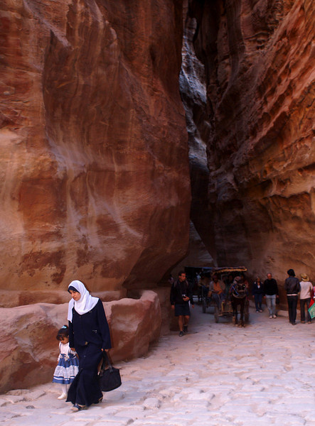 Petra, The Siq 2