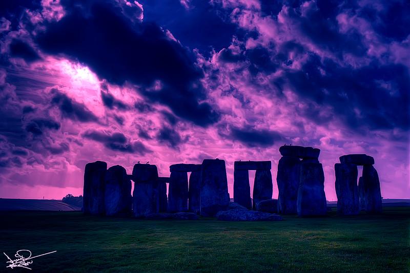 Stone Henge, Wiltshire UK