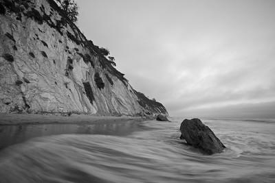 Arroyo Burro Beach Cliffs