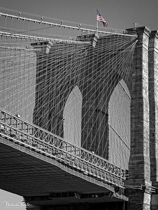 Brooklyn Bridge  Cable-Stayed Suspension