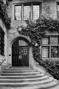 Historic Building Doorway