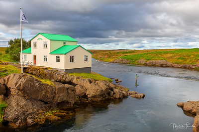 Icelandic Salmon Fishing